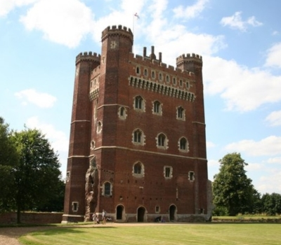 inn at woodhall spa hotel Tattershall castle keep