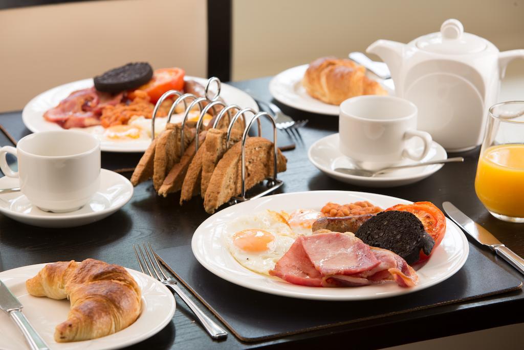 the inn at woodhall spa breakfast
