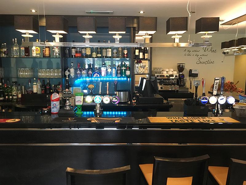 Bar 617 at The Inn at Woodhall Spa