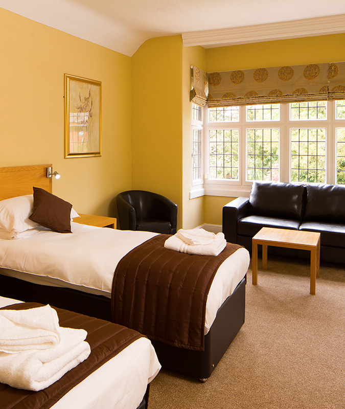Woodhall Spa Family Rooms inn at woodhall spa hotels in Lincolnshire