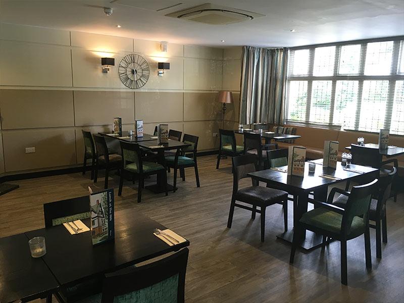 Restaurant at The Inn at Woodhall
