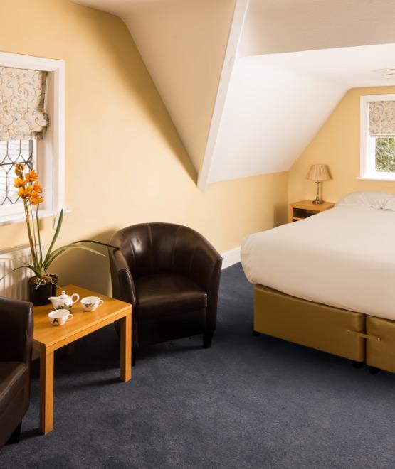 room woodhall hotel